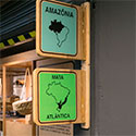 Biomas Mata Atlântica e Amazônia